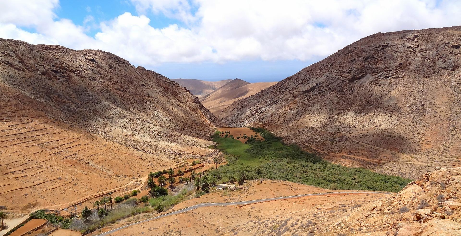 Les oasis du Maghreb en crise
